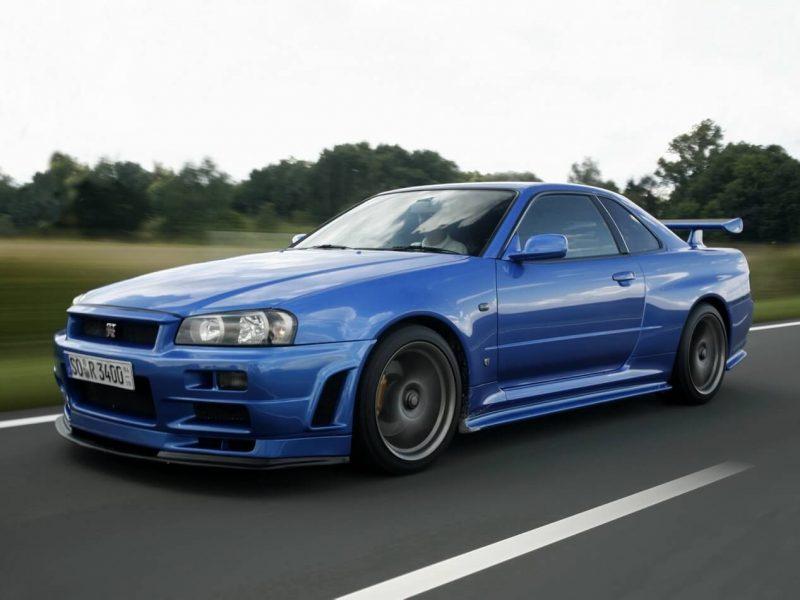 Skyline GT-R photo car