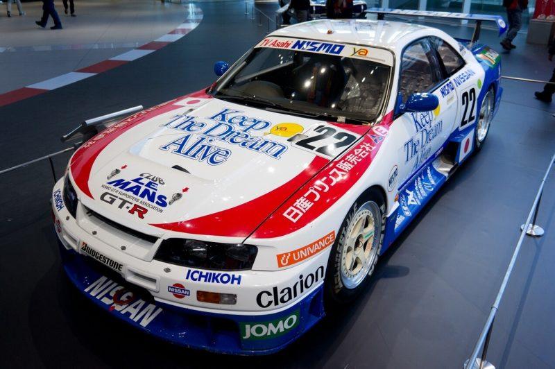 Skyline GT-R LM GT1