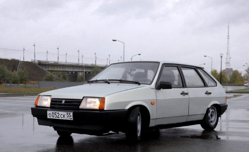 Updated VAZ-2109