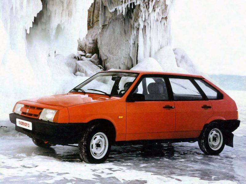 VAZ 2109 car photo