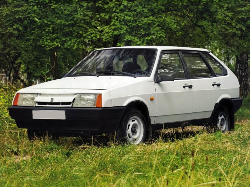 Photo of VAZ-2109 car