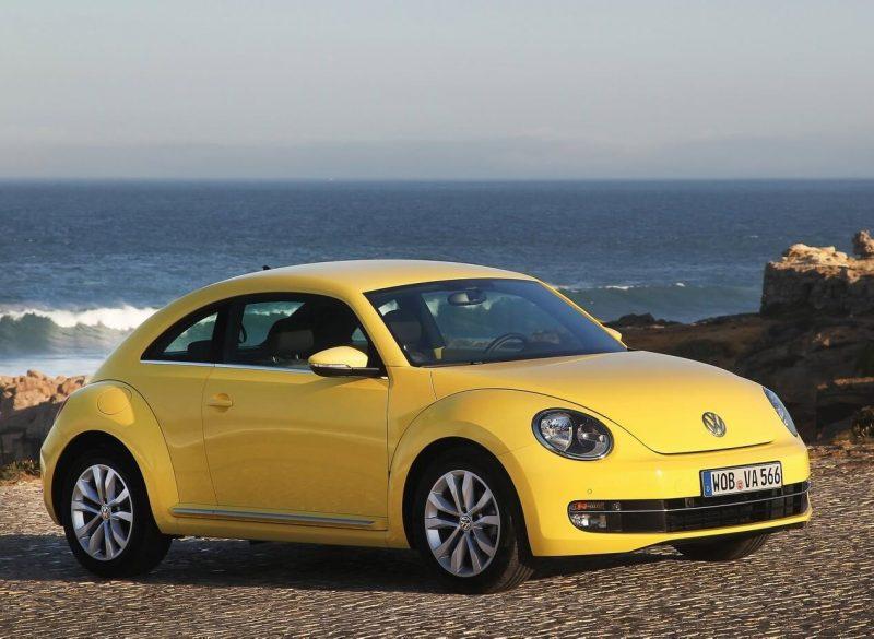 Updated Volkswagen Beetle
