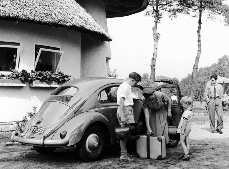 Volkswagen Käfer 1938