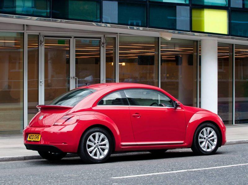 Photo of a VW Beetle III