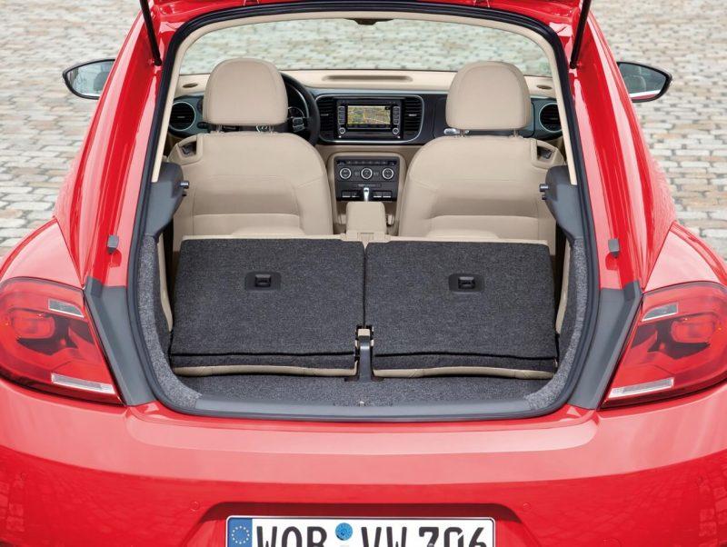Volkswagen Beetle 3 trunk