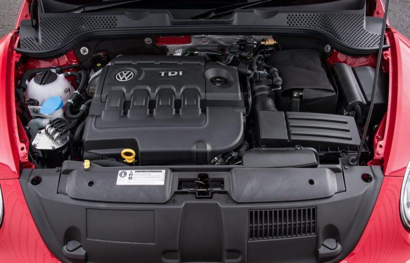 2-liter 110 hp TDI engine