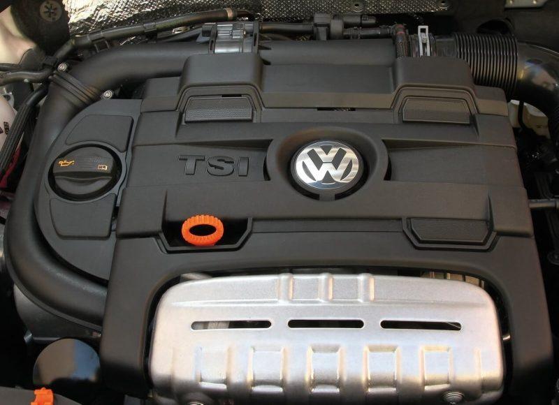 Volkswagen Beetle 3 engine