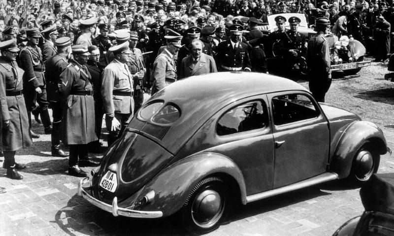 Volkswagen Käfer photo of a car