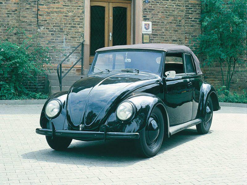 Photo of a Volkswagen Käfer
