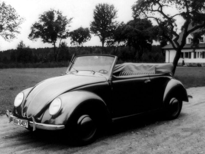 Volkswagen Käfer convertible