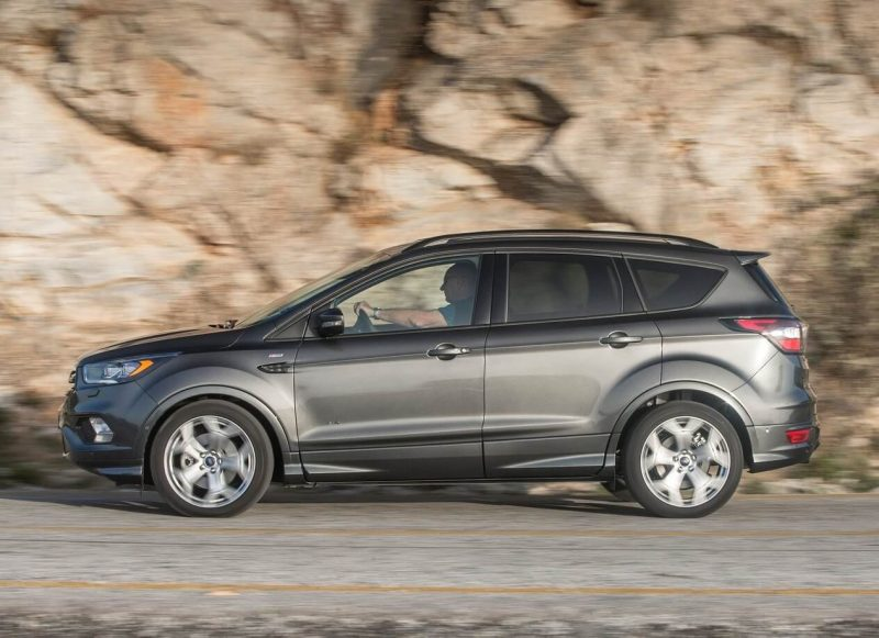 Ford Kuga crossover photo