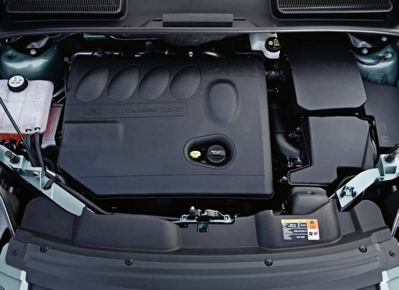 Ford Kuga engine of the first generation