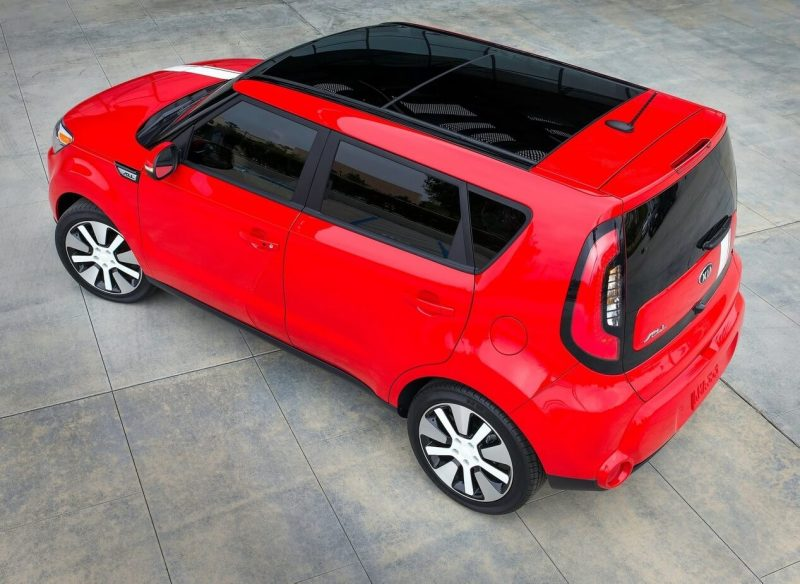 The new KIA Soul