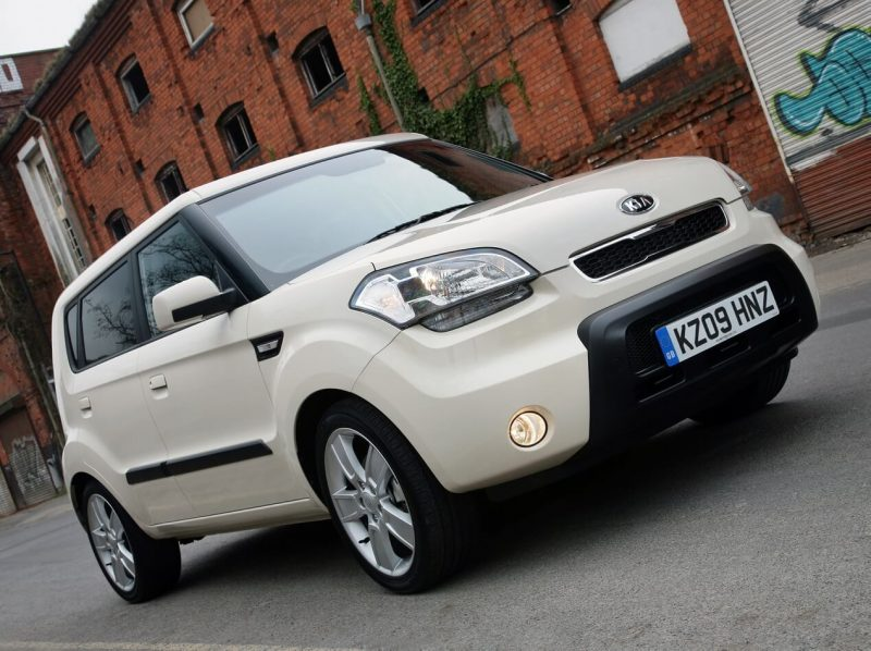 Photo of a Kia Soul car