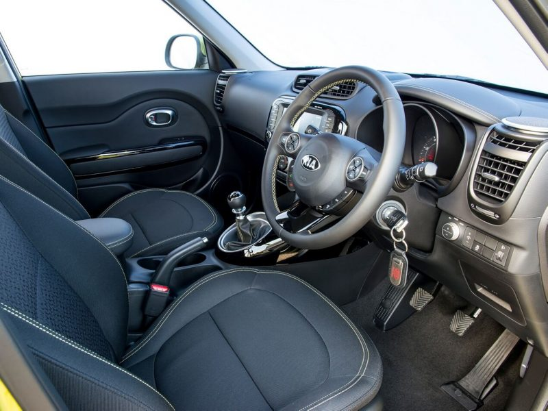 Photo of the KIA Soul II salon