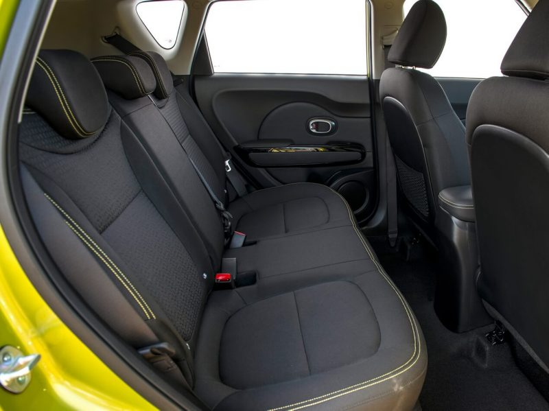 Rear sofa KIA Soul II