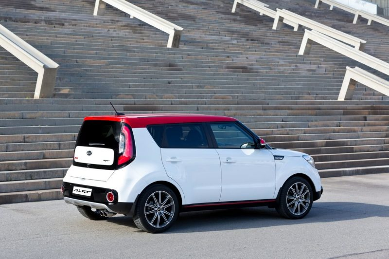 Photo of KIA Soul GT