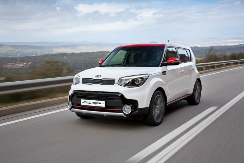 Photo by KIA Soul GT