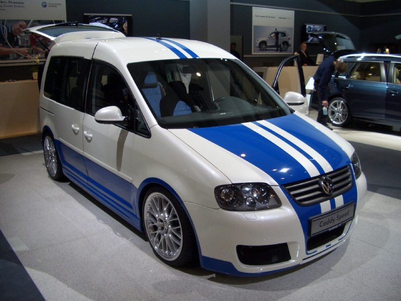 Volkswagen Caddy Tuning