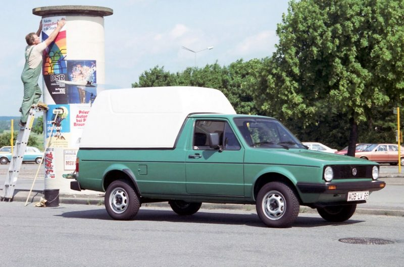 Volkswagen Caddy 1982