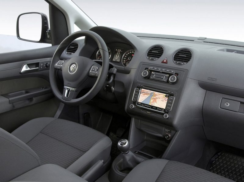 Interior Volkswagen Caddy III