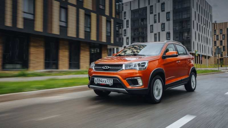 Chery Tiggo 2 and its subsequent modifications