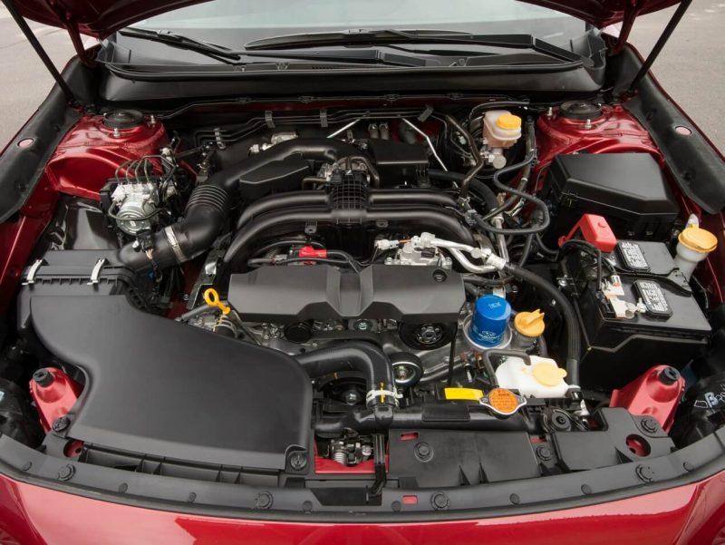 Subaru Outback V engine