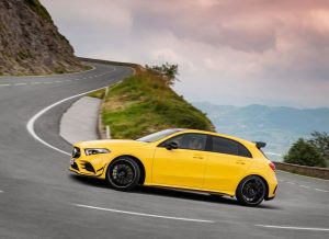 The new Mercedes-AMG A35