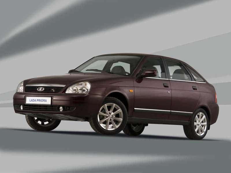 Hatchback Lada Priora