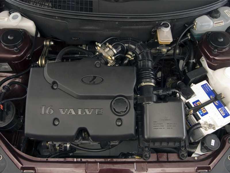 Lada Priora engine