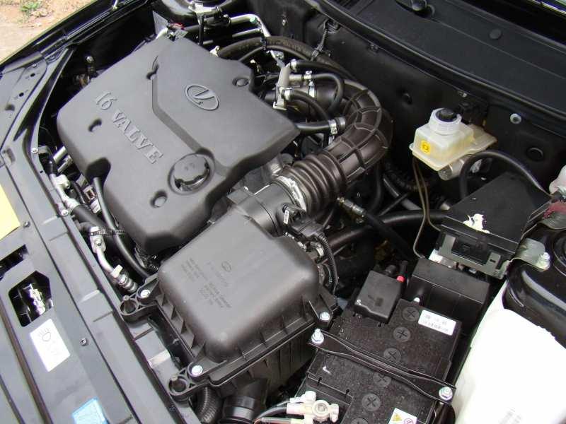 Photo engine Lada Priora