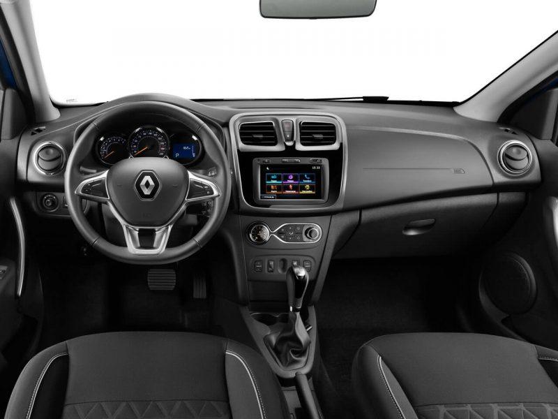 Interior Renault Sandero