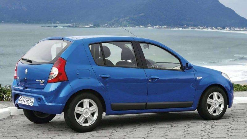 Renault Sandero I photo car