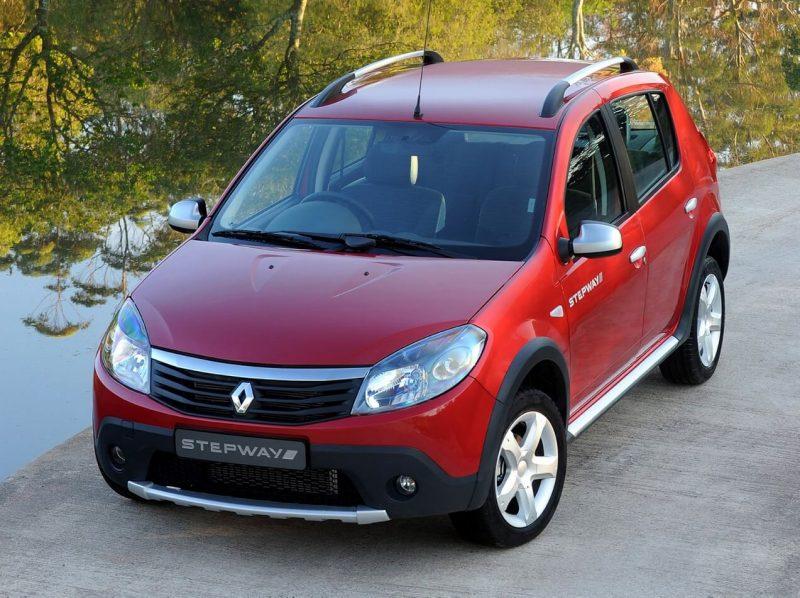 Renault Sandero Stepway 2010