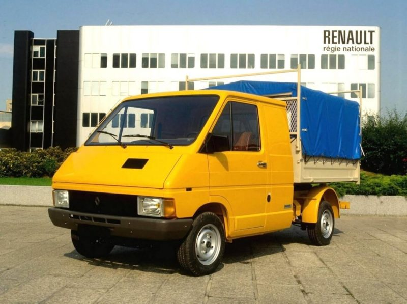 Photo of Renault Trafic