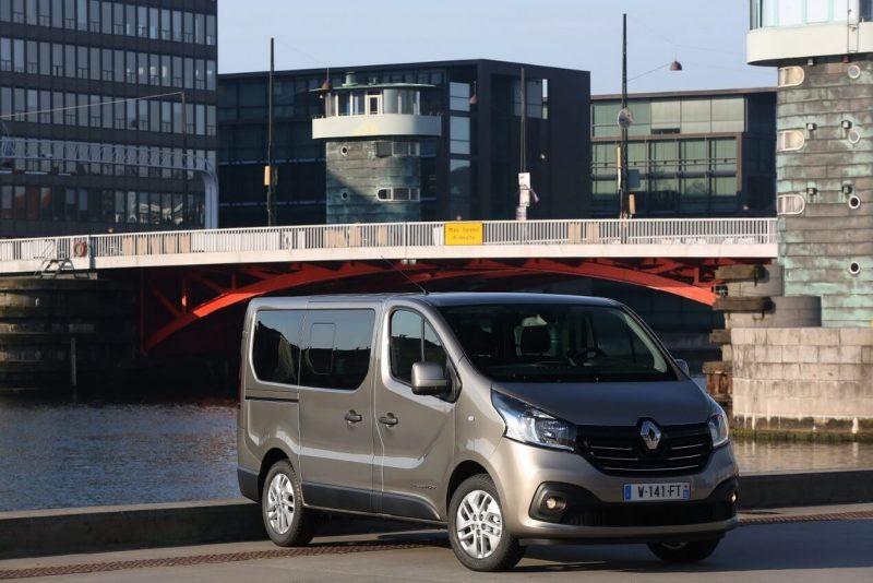 Photo Renault Trafic Minibus