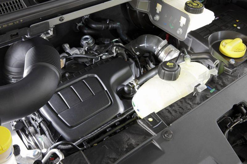 Renault Trafic 3 engine