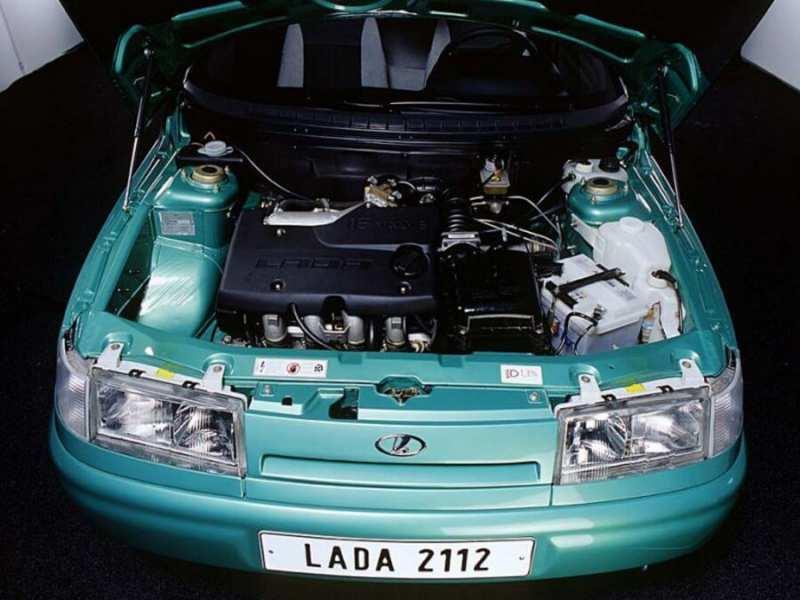 VAZ-2112 engine