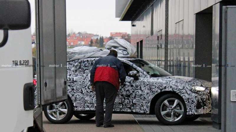 New Audi Q4