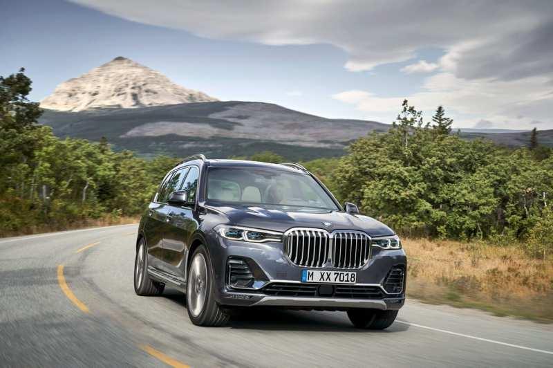 Photo BMW X7