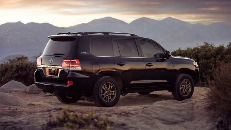 Land Cruiser 200 Heritage Edition