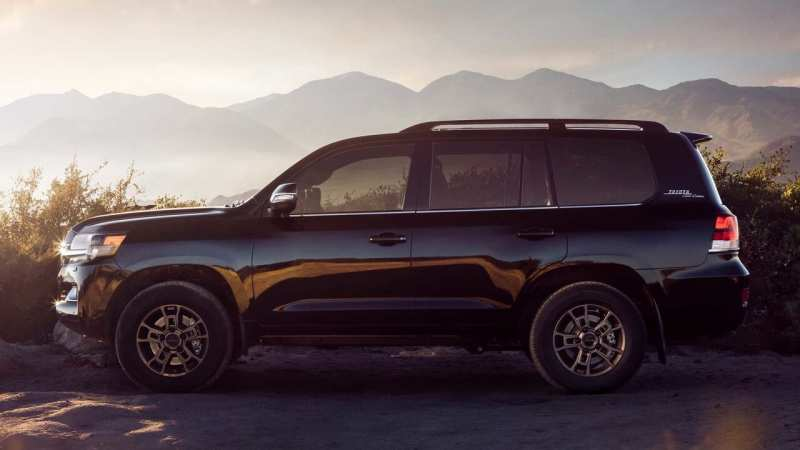 New Land Cruiser 200 Heritage Edition