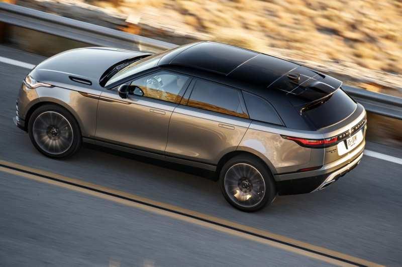 Range Rover Velar photo by car