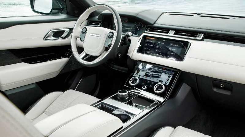 Range Rover Velar salon