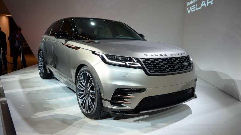 Rover Velar