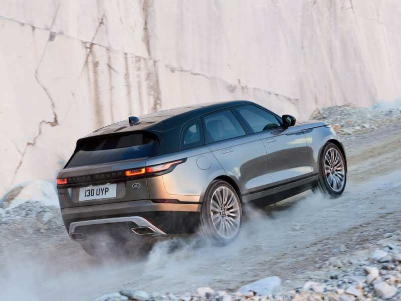Auto Range Rover Velar 2017