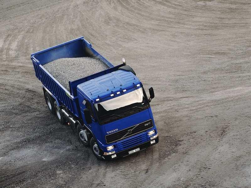 Volvo FH12 Tipper