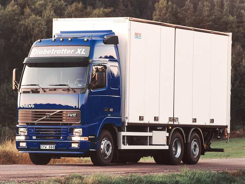 Photo Volvo FH12 4×2 Globetrotter XL