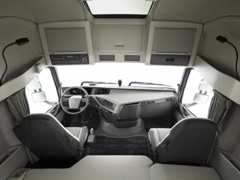 Interior Volvo FH 540