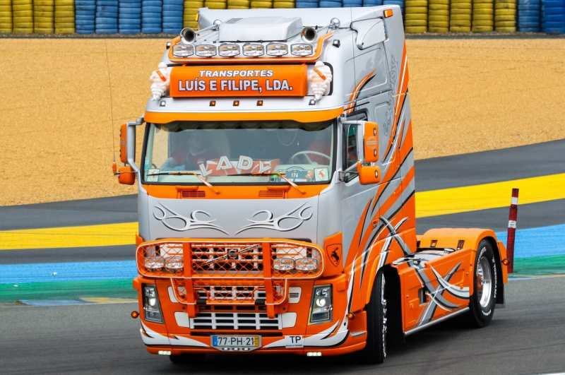 Tuning Volvo FH